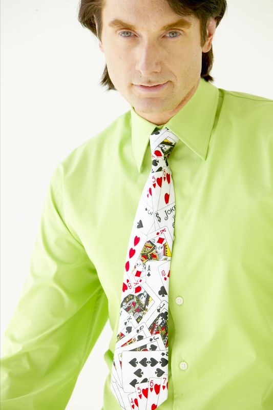 tacky tie - Confessions of a Fashion Copycat - Part II