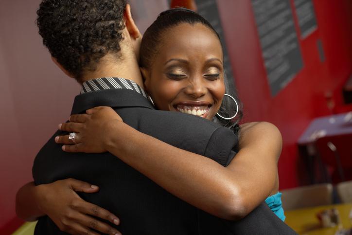 woman hug - Build Up or Tear Down?