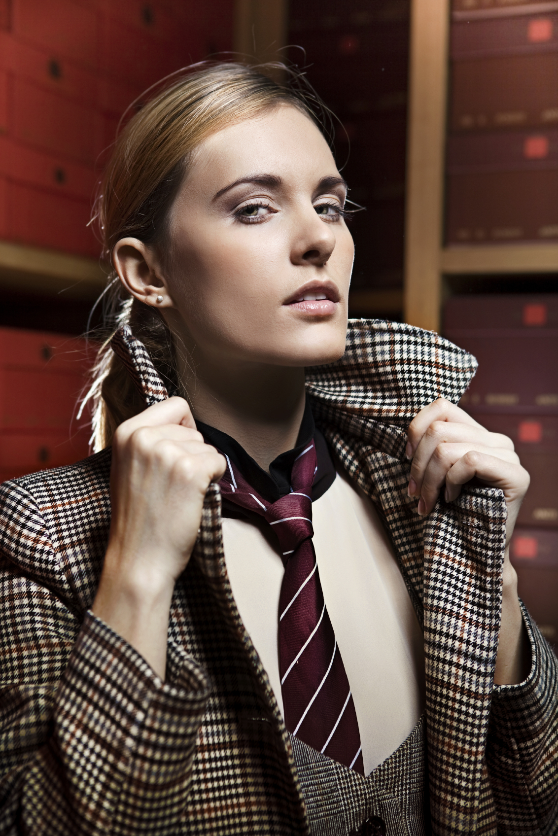 menswear - Fall 2015 - The Confident Woman