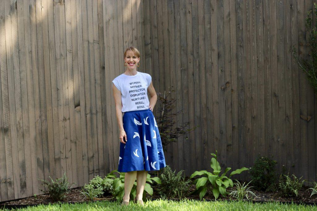 BethanyGarden 1024x683 - The Wardrobe Edit - Tending your Garden