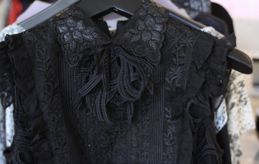 BlackDress 1024x651 - The Wardrobe Edit - Tending your Garden