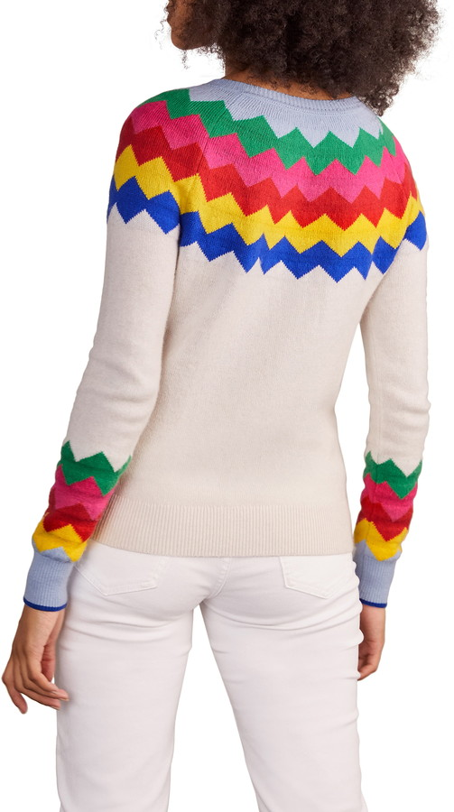 FairIsleSweater 1 - Shop My Closet