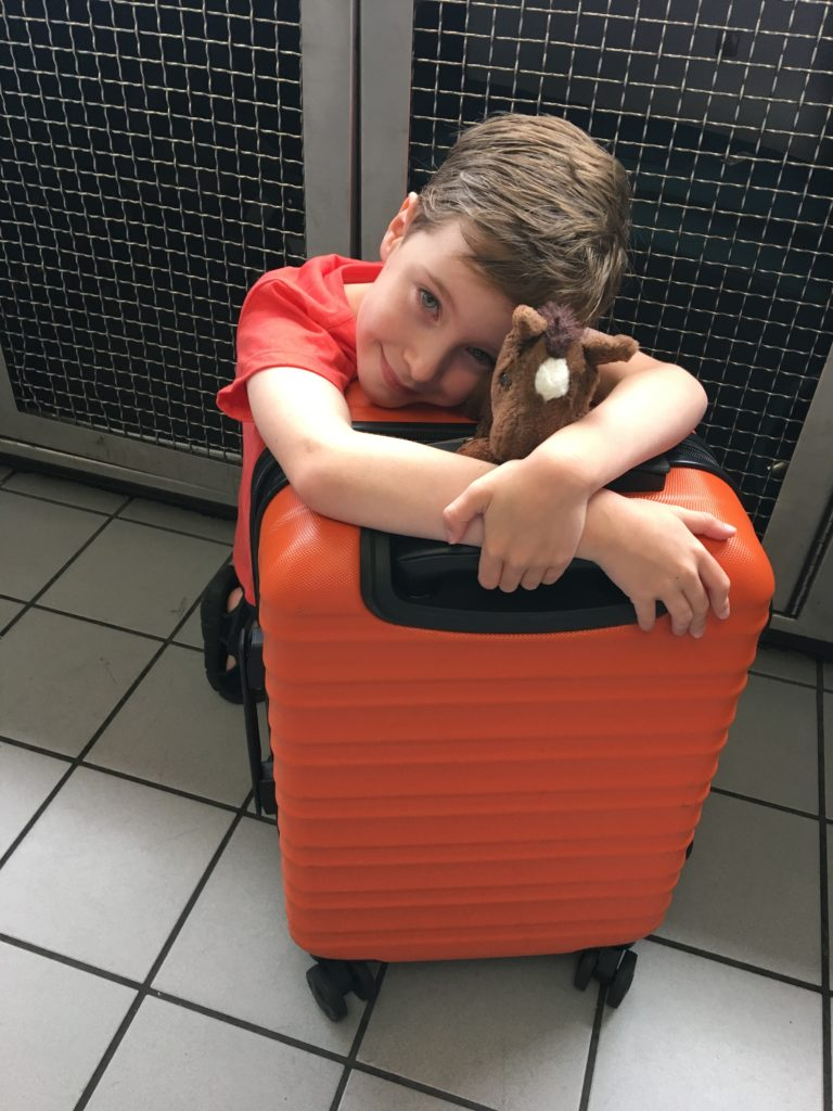 IMG 0034 768x1024 - Tales from the Tarmac - A Girl & Her Orange Suitcase