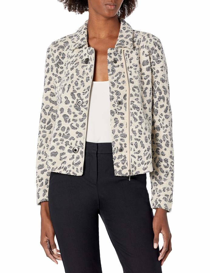LeopardJacket - Shop My Closet