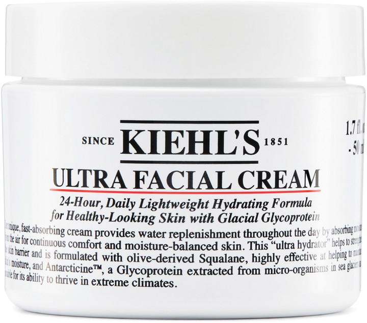 ultra facial cream - New Year New Skincare